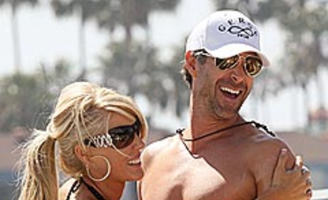 Spotted: Gretchen Rossi and Slade Smiley!