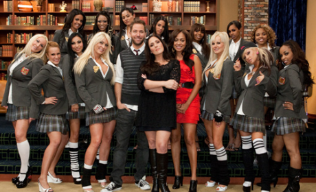 Charm School With Ricki Lake: Meet the Cast!