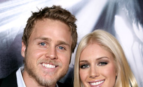 Spencer Pratt and Heidi Montag: Married! For Real!
