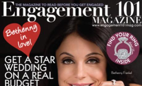 Random Magazine Confirms Bethenny Frankel Engagement