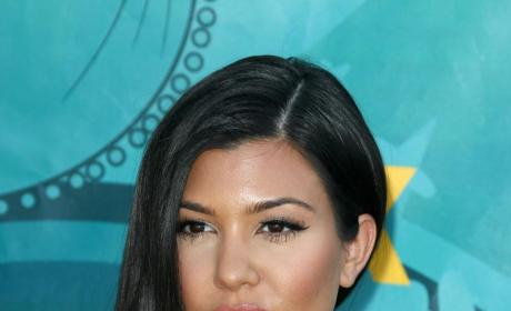 Is Kourtney Kardashian Really Pregnant?