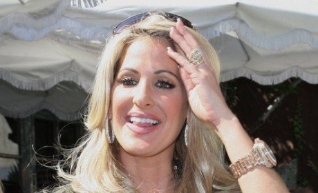 Kim Zolciak Admits to Hitting NeNe Leakes