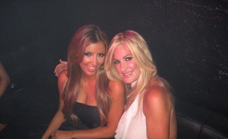 Pictured Together: Kim Kardashian and Kim Zolciak