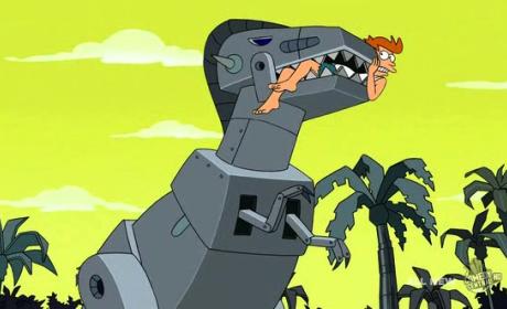 "Futurama Review: ""A Clockwork Origin"""