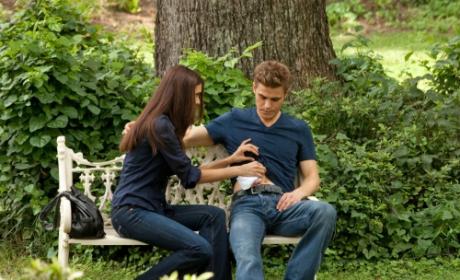 The Vampire Diaries Season Two Premiere Pics: Released!