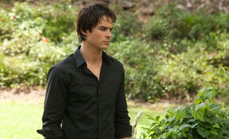Damon, in Thought