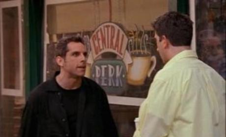 Ben Stiller on Friends
