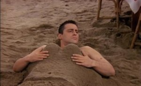 Joey at the Beach