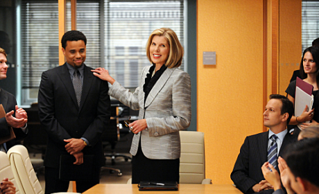 Michael Ealy on The Good Wife