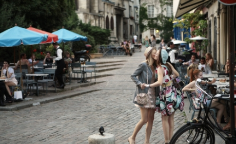 "Gossip Girl Season Premiere Photos: ""Belles Du Jour"""