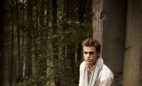 Paul Wesley Promo Picture