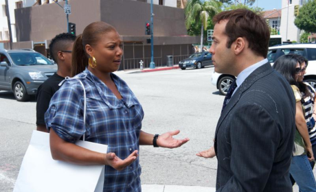 Queen Latifah on Entourage