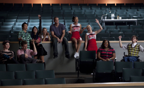 The Glee Project: Coming to Oxygen