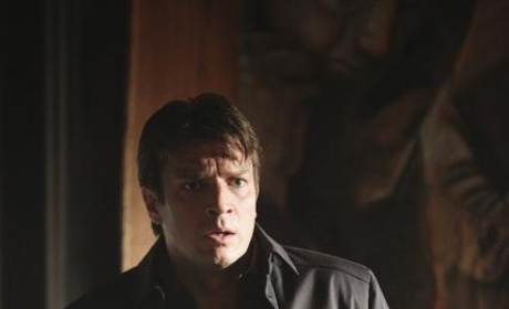 "Castle Season Three Premiere Pics: ""A Deadly Affair"""