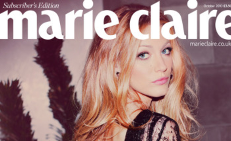 Marie Claire UK Cover #2