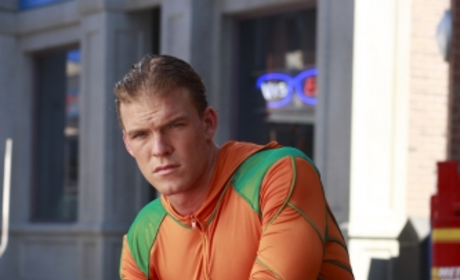 Alan Ritchson as Aquaman