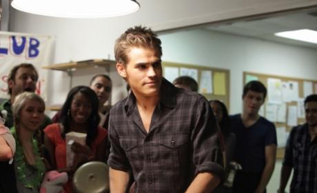 Smiking Stefan