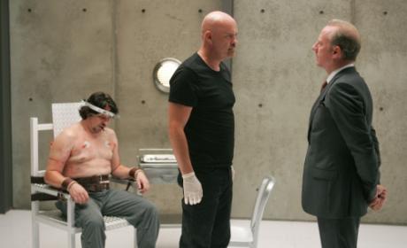 An Interrogation Scene