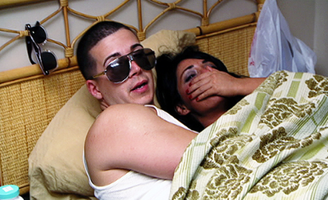 "Jersey Shore Review: ""Sleeping with the Enemy"""