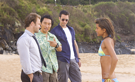 Hawaii Five-O Characters