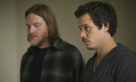 Michael Raymond-James to Play Mystery Character on Once Upon a Time