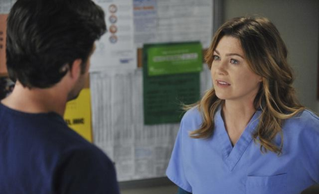 "Grey's Anatomy Episode Stills: ""Shock to the System"""
