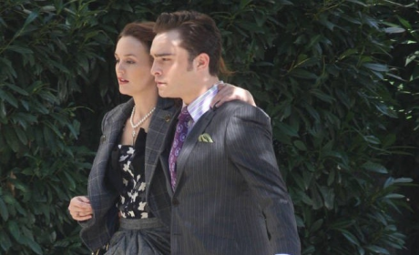 Gossip Girl Spoiler Pic: Spotted in NYC ...
