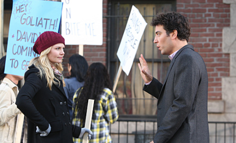 "How I Met Your Mother Review: ""Architect of Destruction"""
