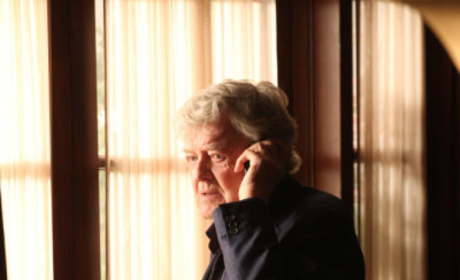 Hal Holbrook on The Event