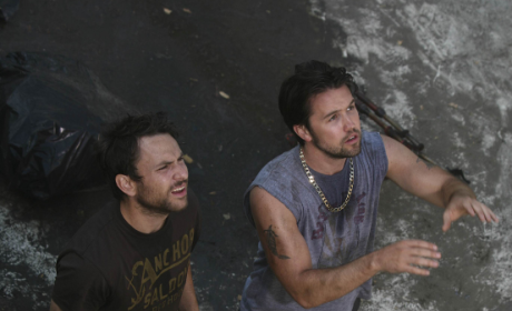 """It's Always Sunny in Philadelphia Review: """"Mac and Charlie: White Trash"""""""