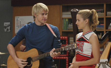 Which Glee Couple is Breaking Up?