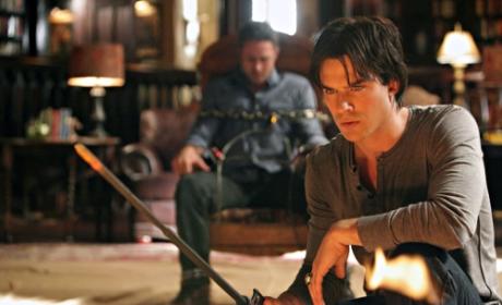 The Vampire Diaries Review: Plan B... Ware of Katherine!
