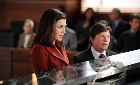Michael J. Fox to Return to The Good Wife
