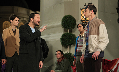 "The Big Bang Theory Review: ""The 21-Second Excitation"""
