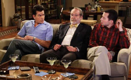 "Two and a Half Men Review: ""Springtime on a Stick"""