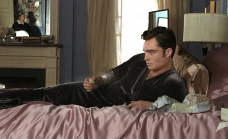 "More Gossip Girl Pics: ""Juliet Doesn't Live Here Anymore"""