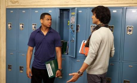 Dixon and Navid