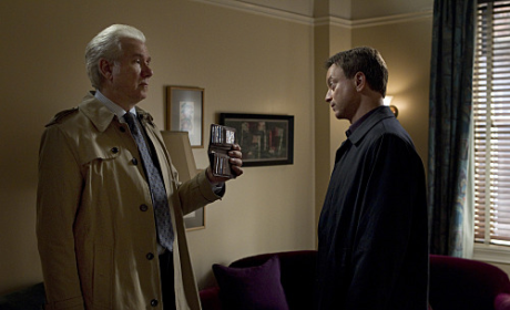 "CSI: NY Review: ""Scared Stiff"""