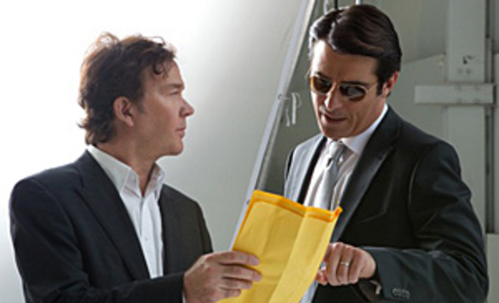 Goran Visnjic on Leverage