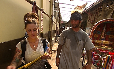 The Amazing Race Review: Nick... Isn't Very Nice