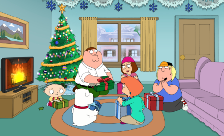 "Family Guy Review: ""Road to the North Pole"""
