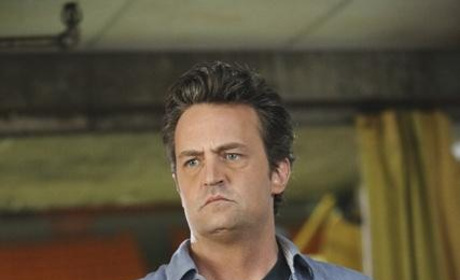 Matthew Perry Cast on NBC Sitcom