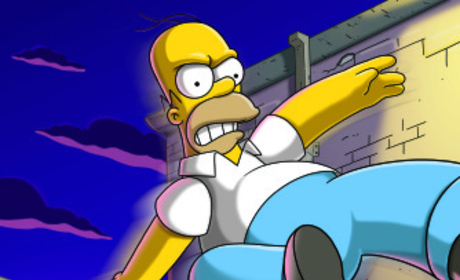 Flanders and Homer Pic