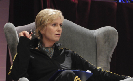 Jane Lynch to Voice Character on The Simpsons