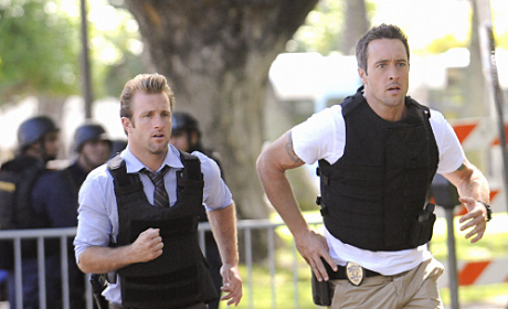Ahead on Hawaii Five-O: Family Drama!