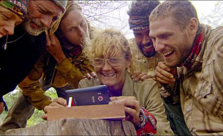 The Survivors Watch Videos