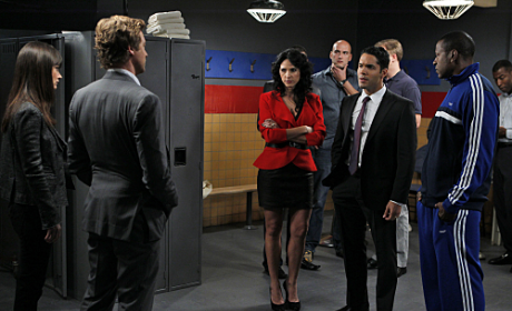 "The Mentalist Review: ""Bloodsport"""