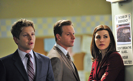 The Good Wife Review: Love Has Got to Do with It...