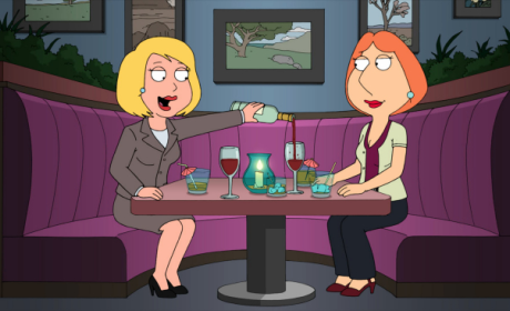 Drink Up, Lois!