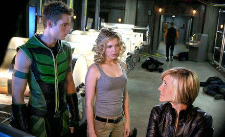 "Smallville Review: ""Collateral"""